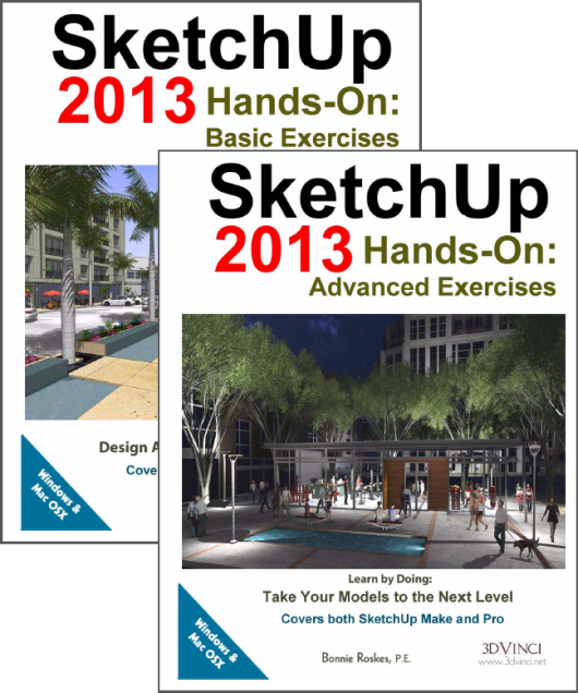 The SketchUp Book 2013