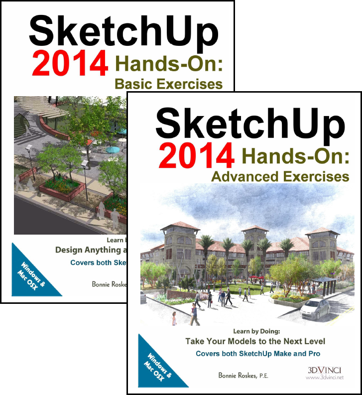 The SketchUp Book 2014
