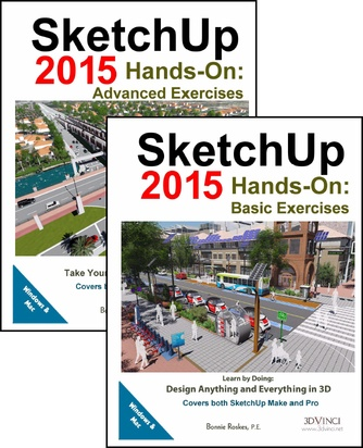 The SketchUp Book 2015