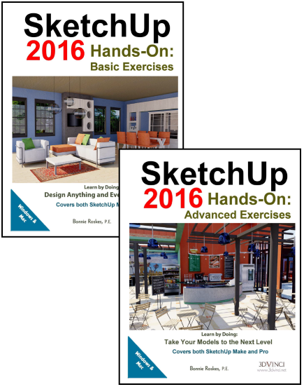 The SketchUp Book 2016