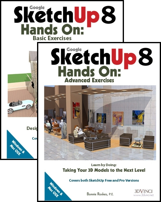 The SketchUp Book 8