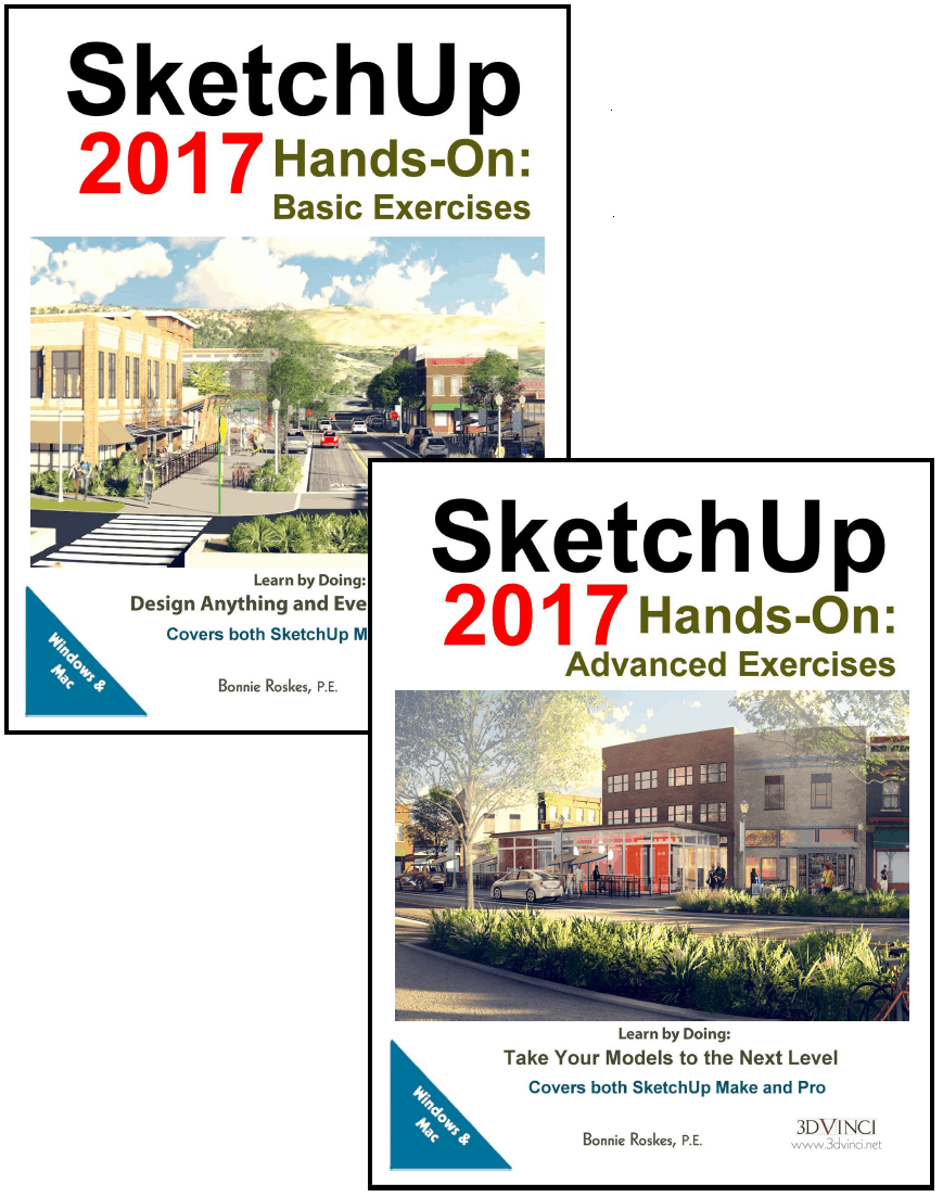 The SketchUp Book 2017