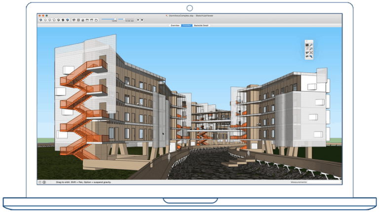 SketchUp : Desktop Viewer