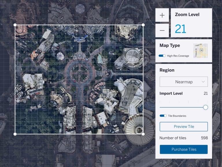 SketchUp 2020.2 : Hochauflösende Luftbildaufnahmen
