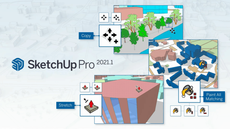 SketchUp 2021.1 : What's New